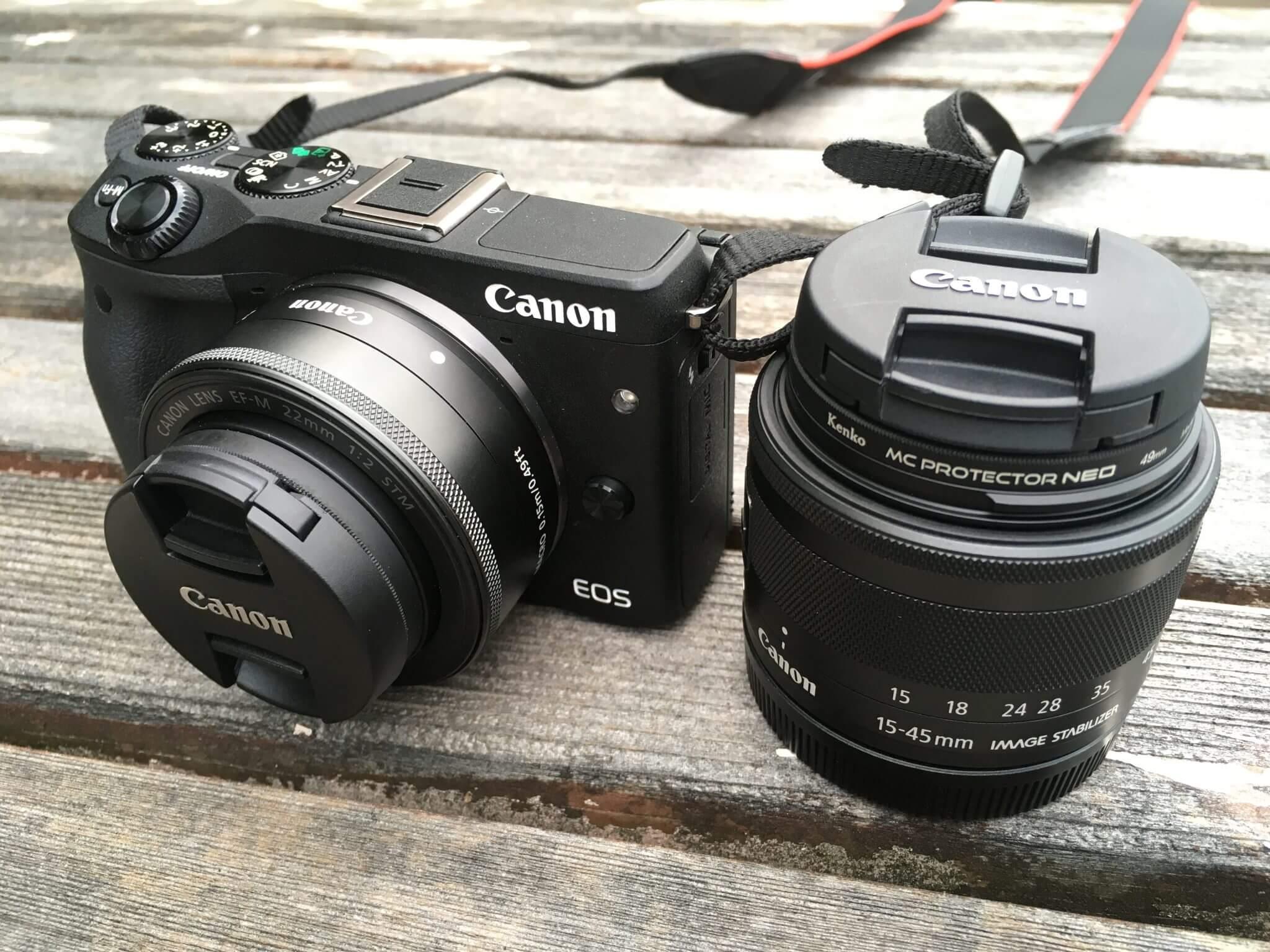 Canon EOS M3 ダブルレンズキット2   レビュー 小いさなカメラだけど、楽しい!頼りになるヤツ!