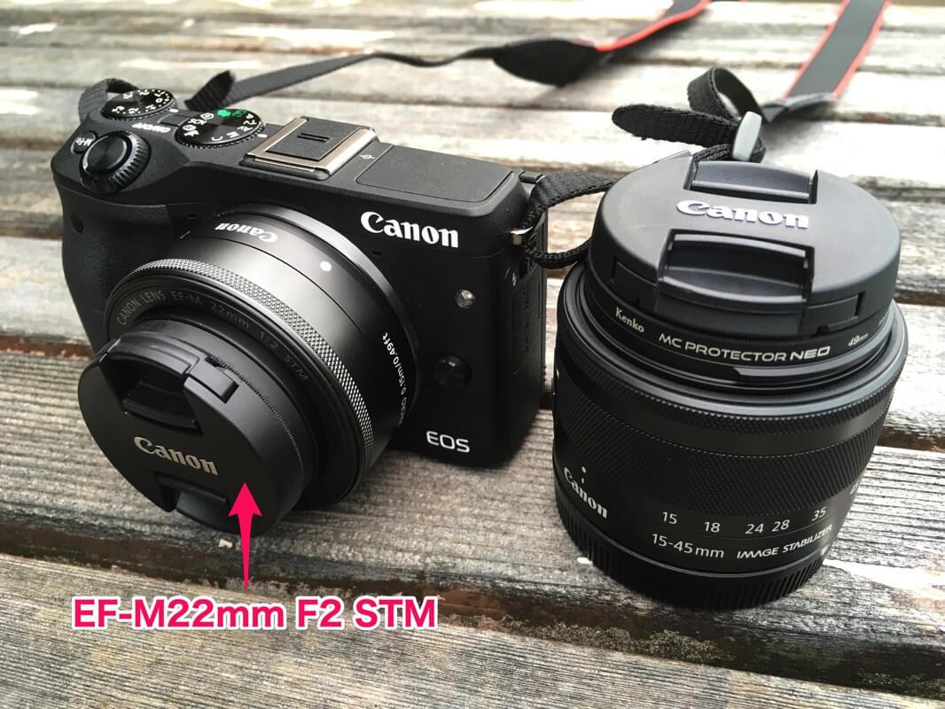 EF M22mmF2