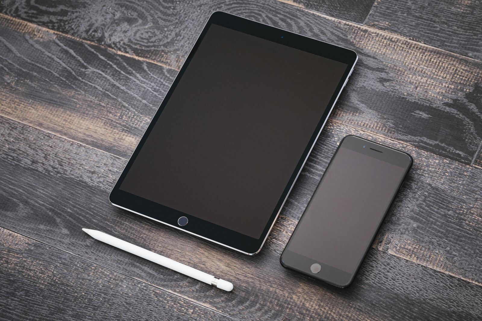 iPadProとiPhoneで格安SIM、2種類の使わけについて
